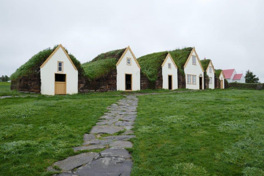 Islanda - case di torba