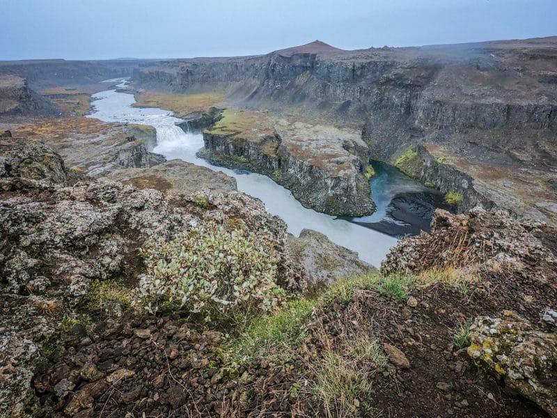 Islanda - Dettifoss