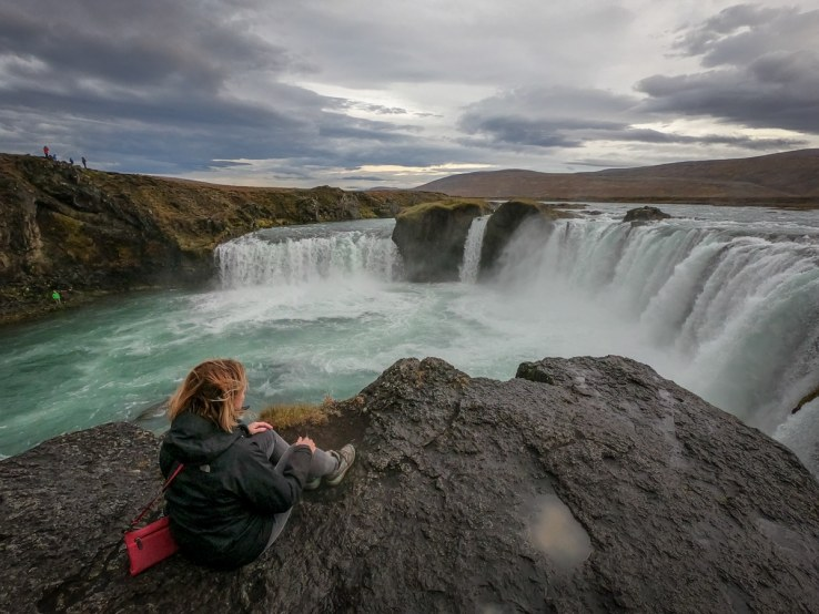 Islanda Godafoss