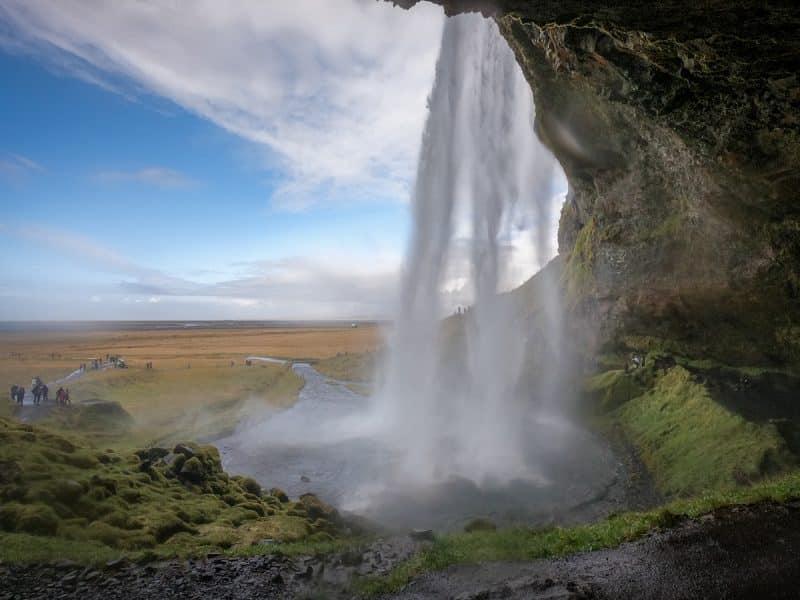 Islanda - seljaalandsfoss