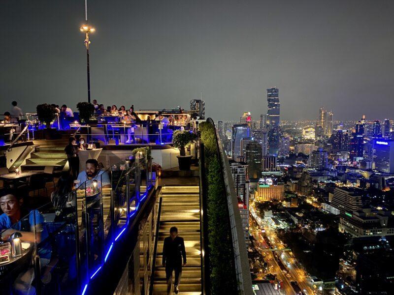 Bangkok - rooftop