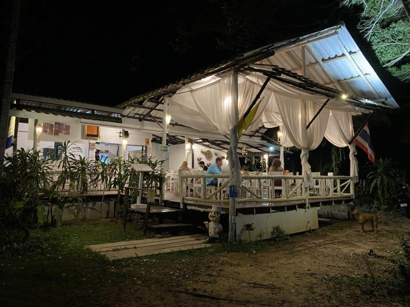 Koh Kood dove mangiare