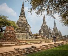 Cosa vedere ad Ayutthaya (Thailandia)