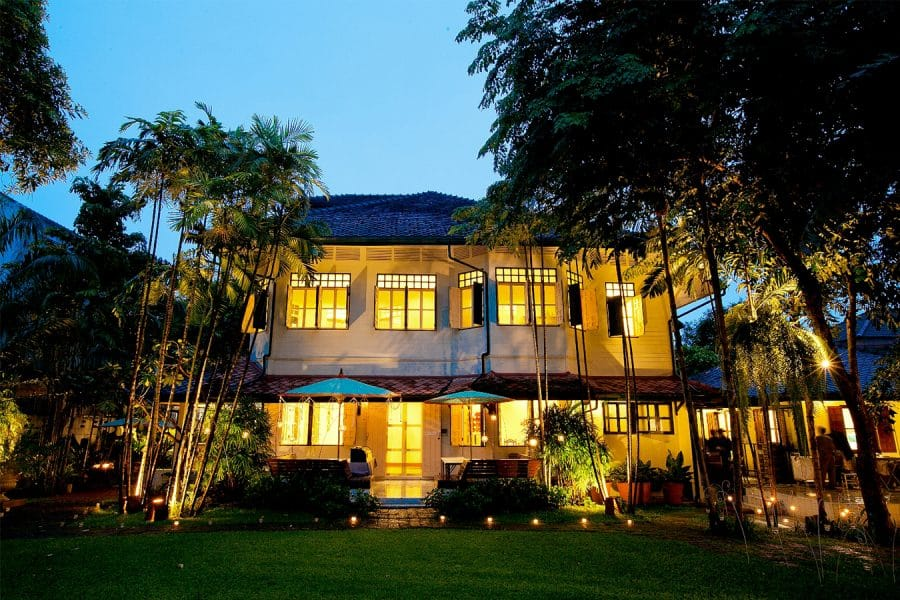 Bangkok Insolita- Museum Floreal Art