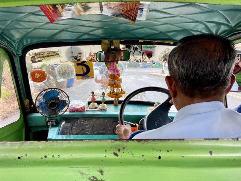 Bangkok- Come spostarsi