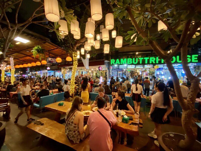 Bangkok- Khao San Road