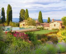 10 bellissimi agriturismi con piscina in Toscana