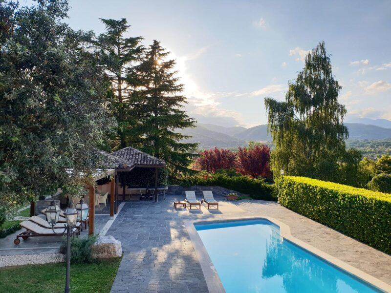 Agriturismi con piscina vicino Roma