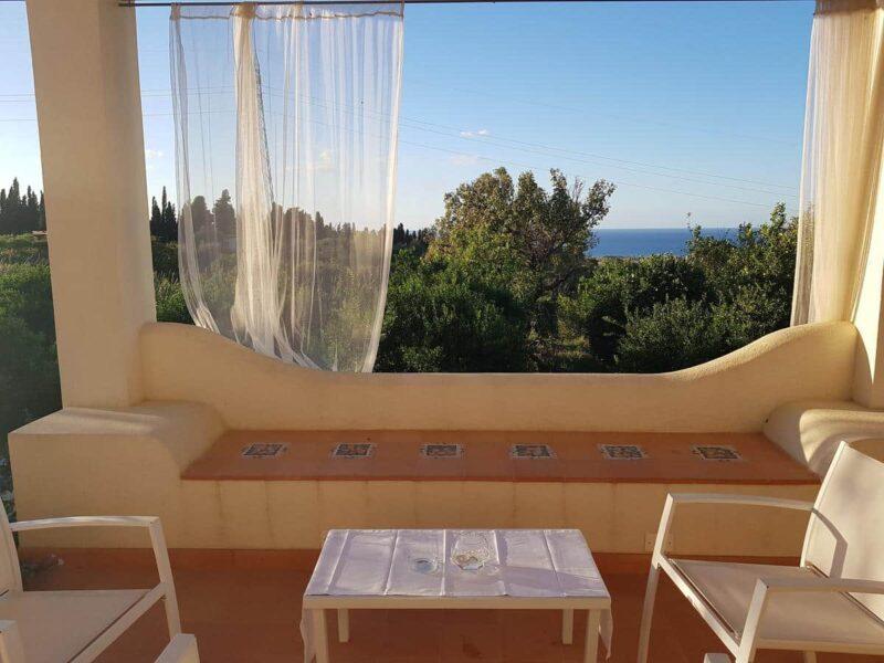 Agriturismo con piscina in Sicilia