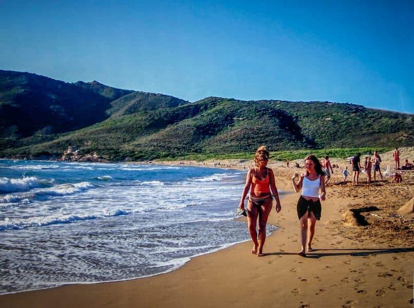 Alghero spiagge - Porto Ferro