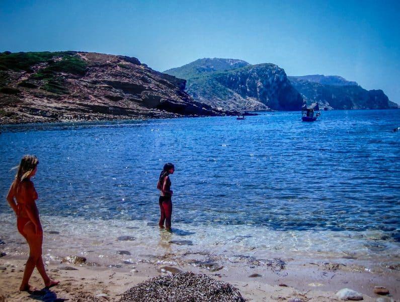 Alghero spiagge