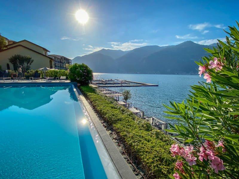lago di Como- Filario Hotel