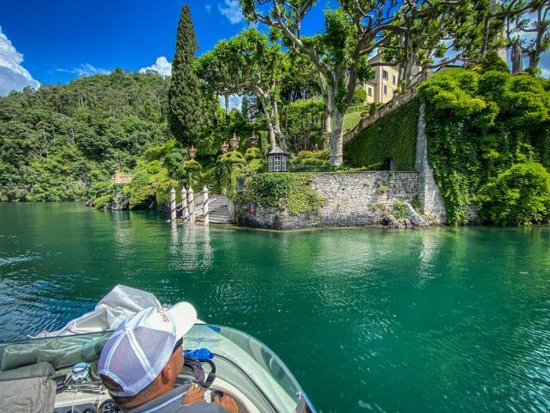 lago di Como - Villa del Balbianello