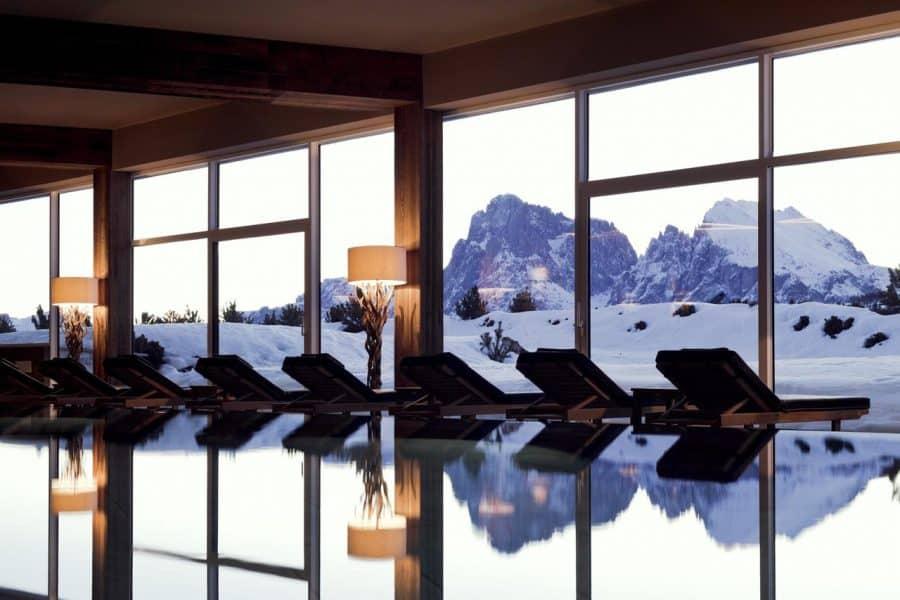 Hotel con Spa Dolomiti-Alpina Dolomites