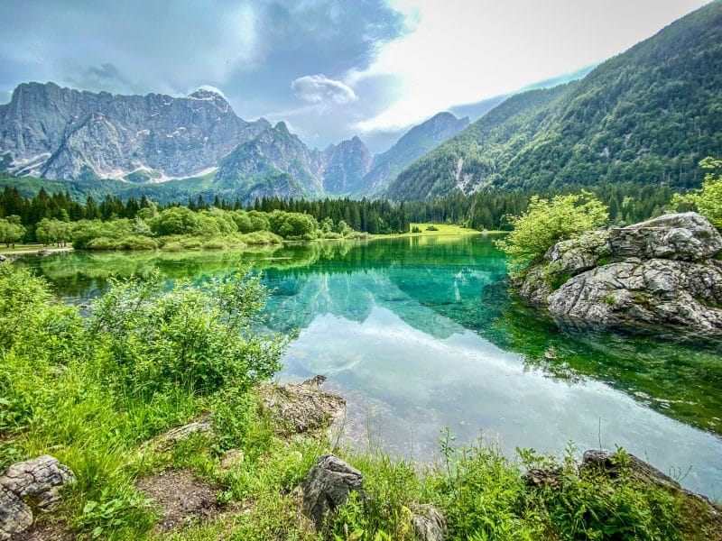 Cosa vedere in Friuli -Laghi di Fusine