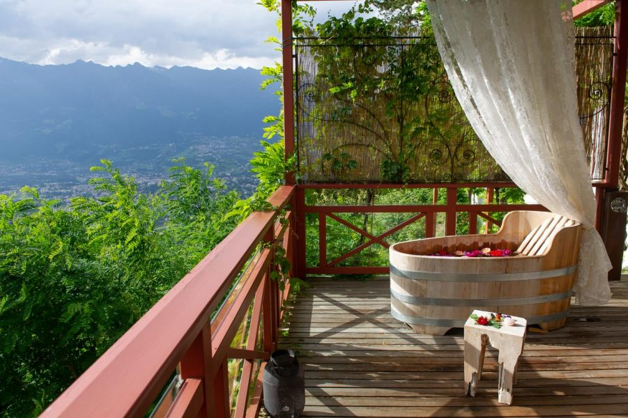 Hotel con Spa Dolomiti-Castel Fragsburg
