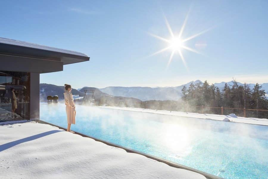 Hotel con Spa Dolomiti-Hotel Chalet Mirabell