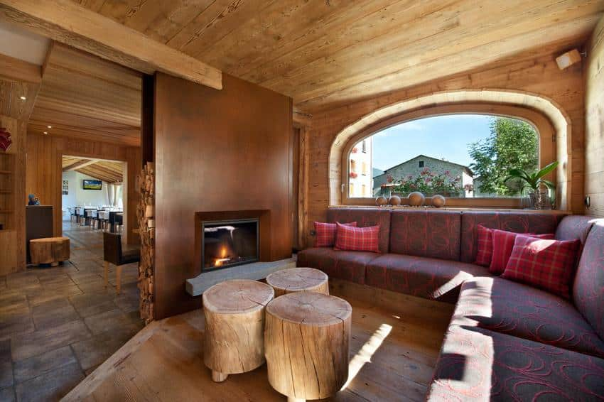 Hotel Bormio con spa - Alpen Hotel Chalet