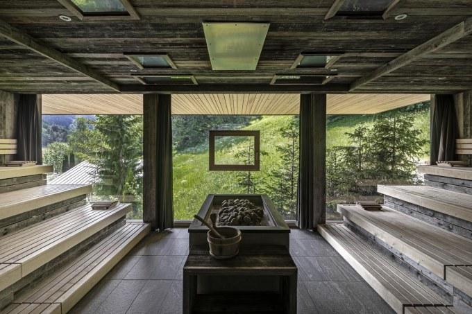 Hotel a Merano con Spa- Alpine Spa Victoria