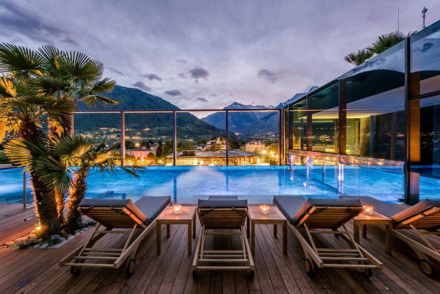 Hotel a Merano con Spa- Hotel Therme Merano