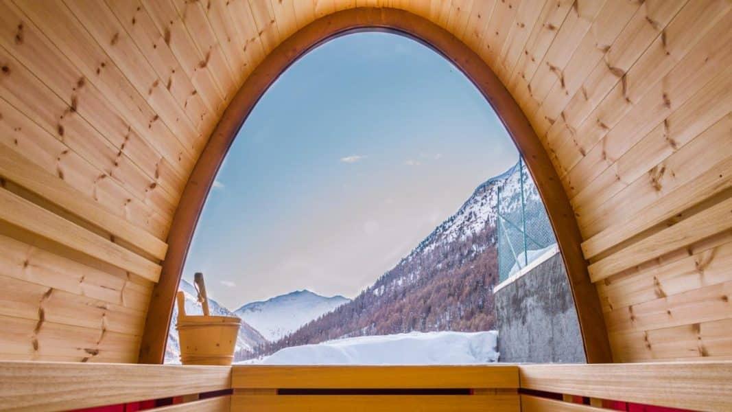 Hotel Bormio con spa - hotel sport