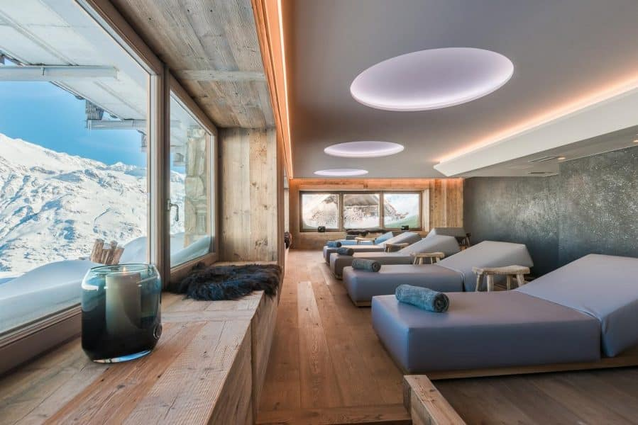 Hotel Bormio con spa - Sunny valley mountain lodge