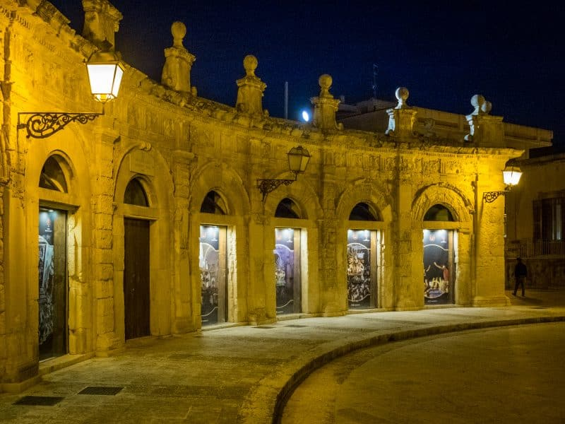 Ispica -  Sicilia sud-orientale