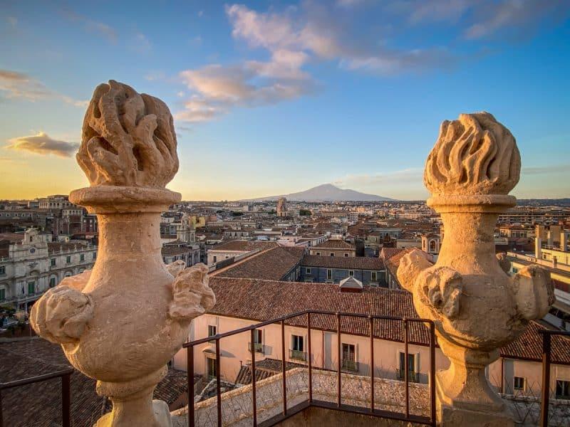 cosa vedere a Catania- Chiesa della Badia di S.Agata