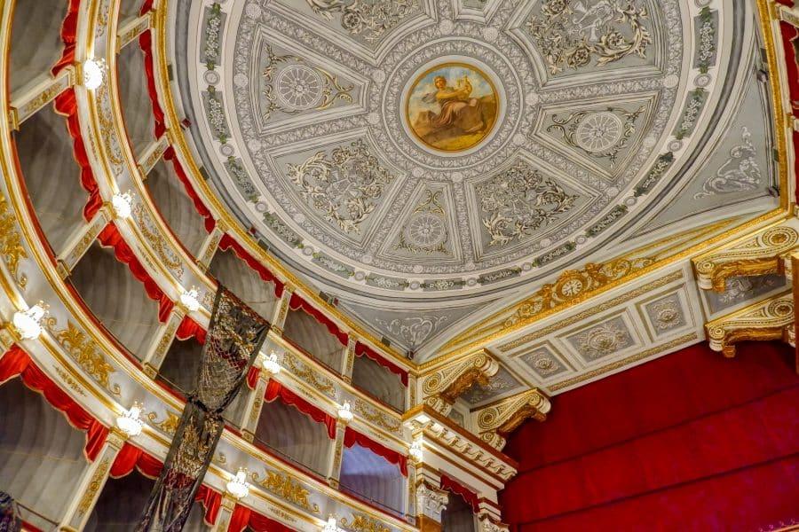 Noto - Teatro Comunale