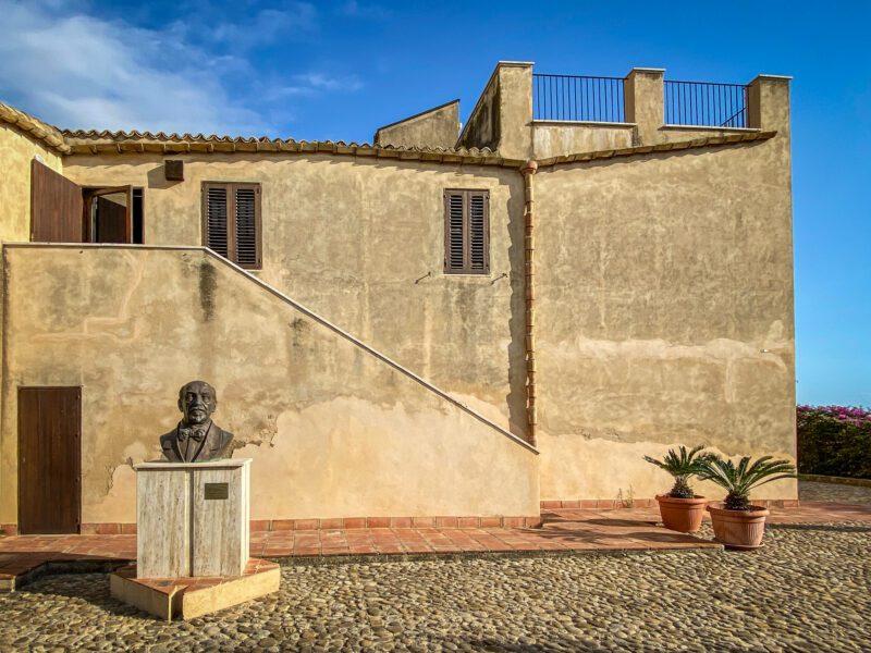 Cosa vedere nei dintorni di Agrigento- Casa di Pirandello