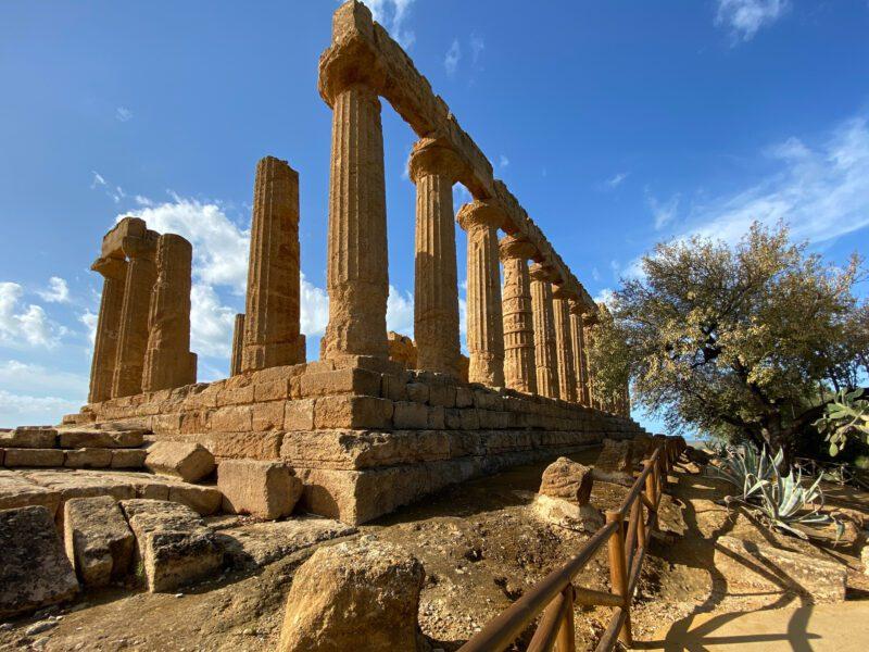 Cosa vedere ad Agrigento- la Valle dei Templi