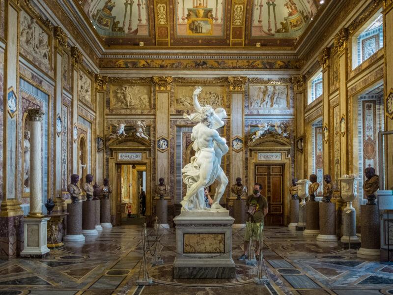 Cosa vedere a Roma in 3 giorni- Galleria Borghese