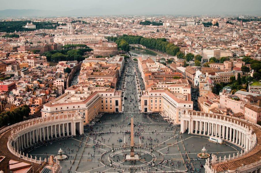 Roma- Piazza del Popolo