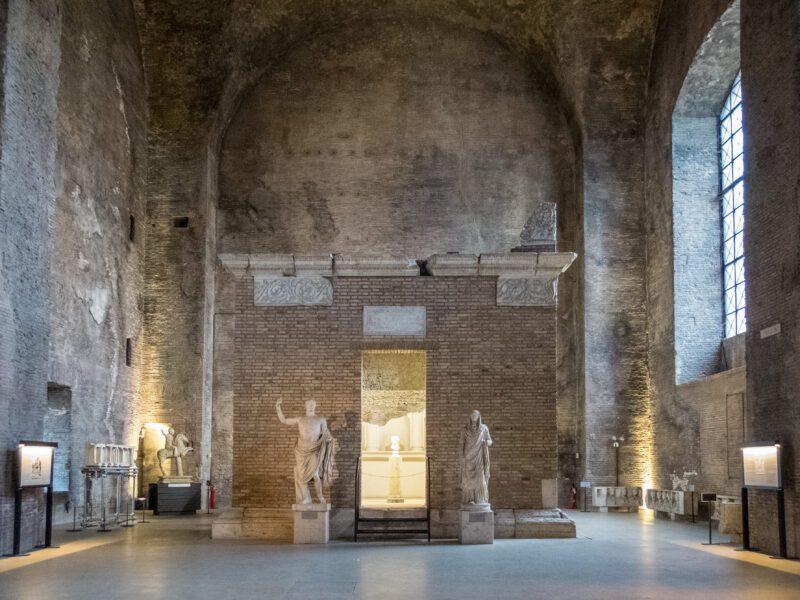 Roma- Terme di Diocleziano