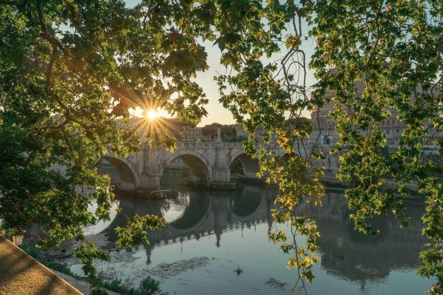 Roma- Lungotevere