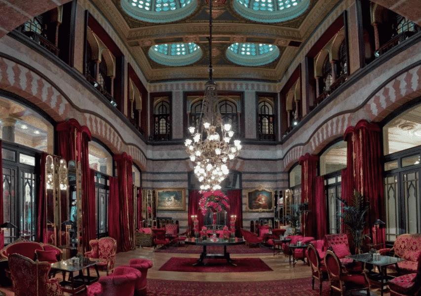 Istanbul - Pera Palace