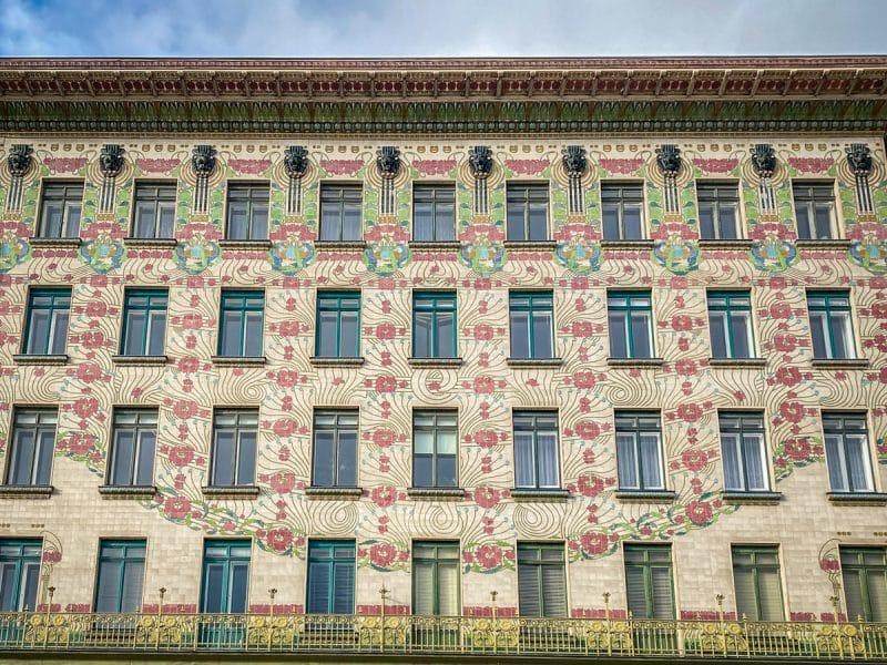 Vienna - Otto Wagner