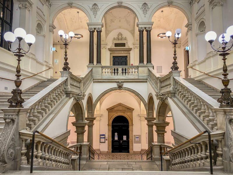 Vienna - Università