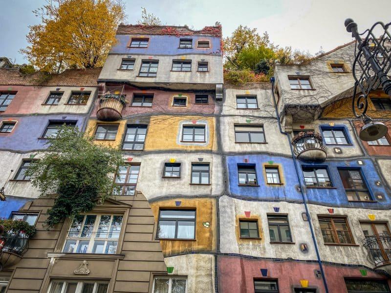 Vienna - Hunderwasser Haus