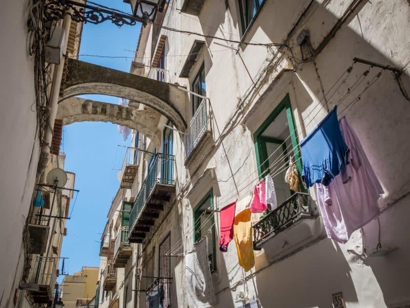 vicolo di Amalfi