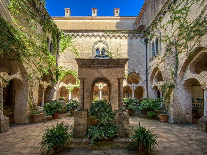 Villa Cimbrone - Ravello
