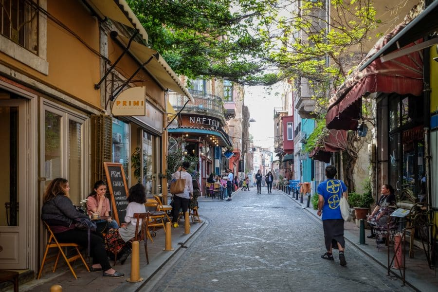 Istanbul - Balat