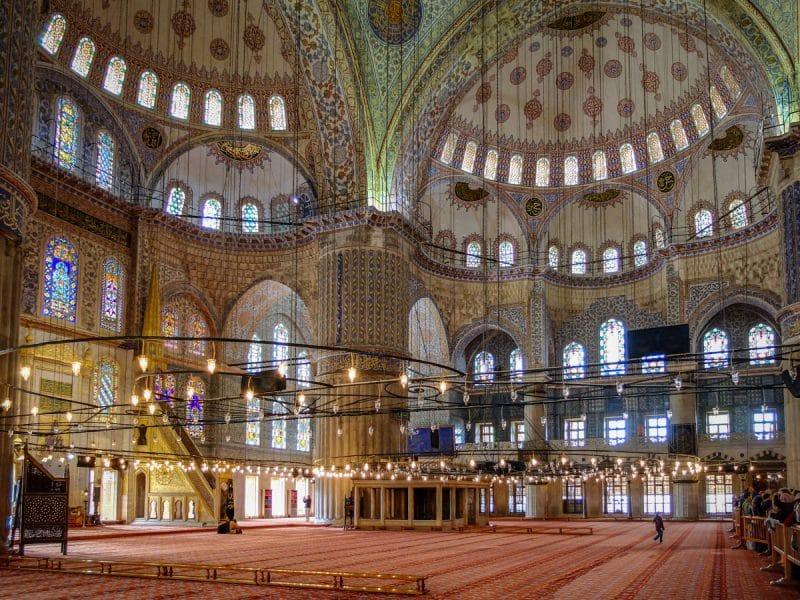 Istanbul- Moschea Blu