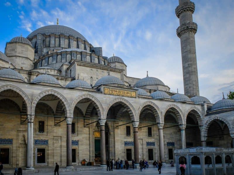 Istanbul- Moschea di Solimano