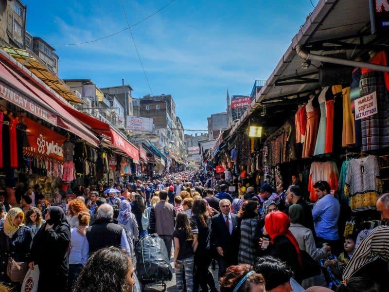 Istanbul- Gran Bazaar