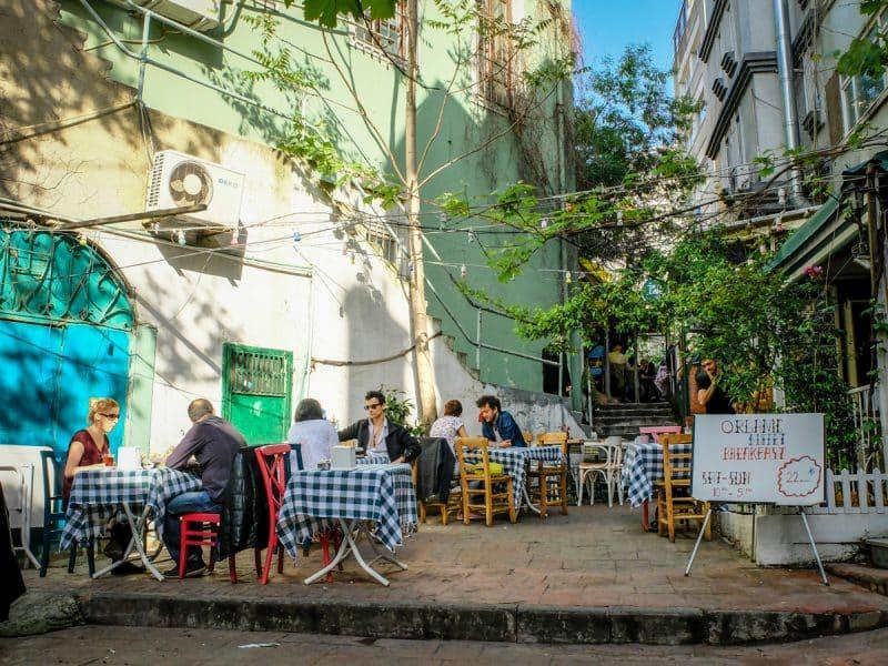 Istanbul- Cihangir