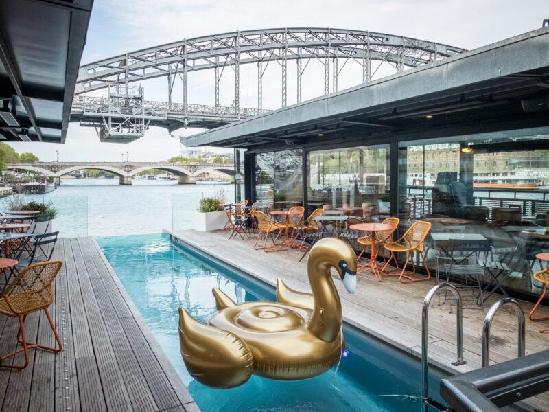 Dove dormire a Parigi- Hotel sulla Senna