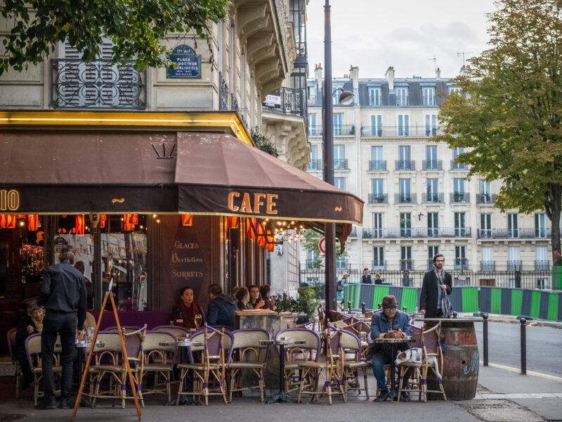 Parigi Insolita- quartiere di Batignolles