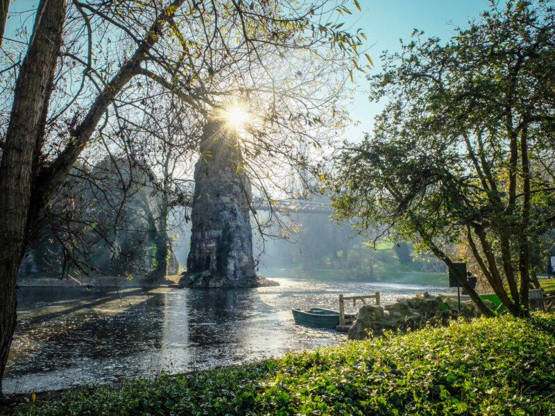 Parigi Insolita- Parc des Buttes-Chaumont
