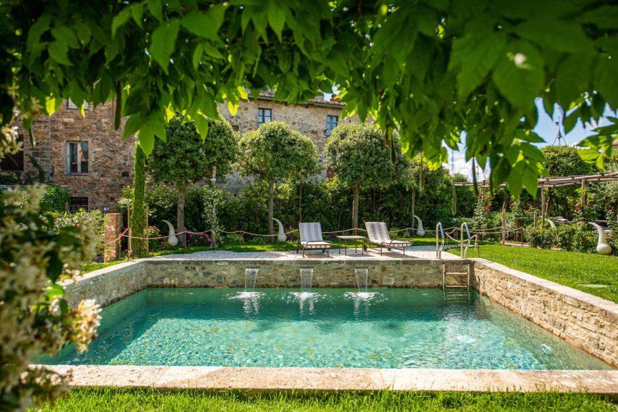 Hotel palazzo del Capitano - Hotel con spa in Toscana